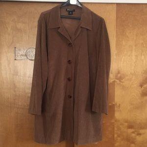 Like suede jacket